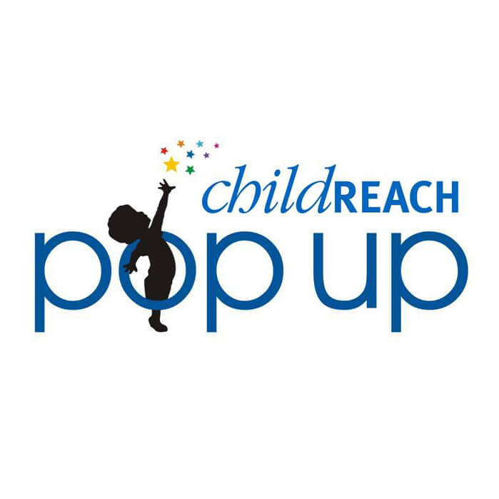 Childreach POP UP