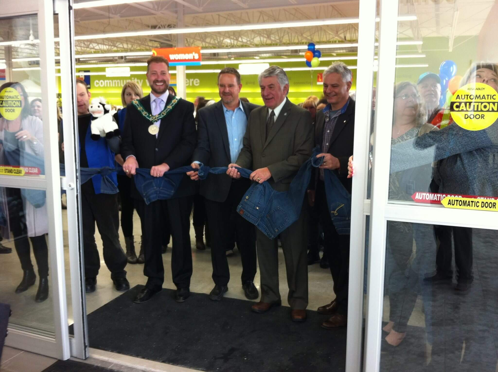 Woodstock Goodwill Grand Opening