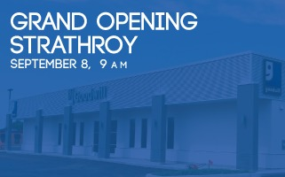 Strathroy Grand Opening