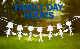 family day holiday hours