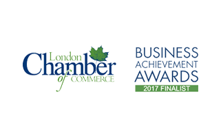 2017 London Chamber of Commerce Environmental Leadership Award