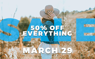 spring sale featured image