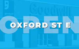 Oxford St East Now Open