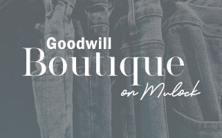 Goodwill Boutique opening in Newmarket