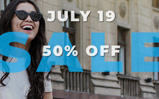 Summer 50% Off Everything Sale at Goodwill