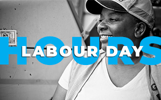 Goodwill Labour Day Holiday Hours